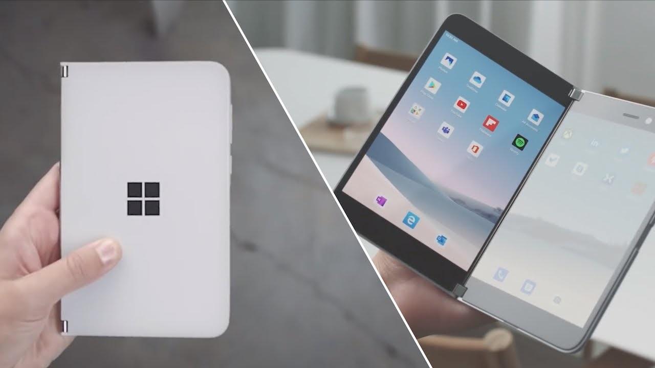 Microsoft Surface Duo Avrupa'da Satılmaya Başlayacak