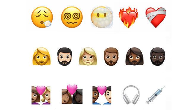 iOS 14.5'in Son Geliştirici Beta Sürümü  217 Yeni Emojiyle Geldi