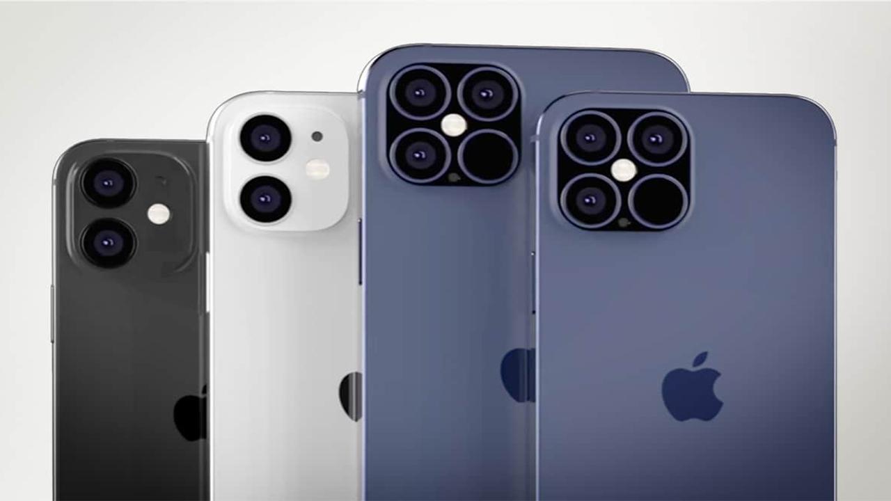 iPhone 12 ve iPhone 12 Mini'de Mikrofonlar Nerede Konumlanır?