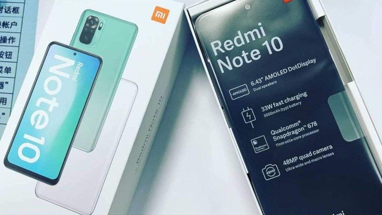 Redmi Note 10 Tanıtım İçin Hazırlanırken Fiyatıyla Şaşırtacak Gibi Duruyor