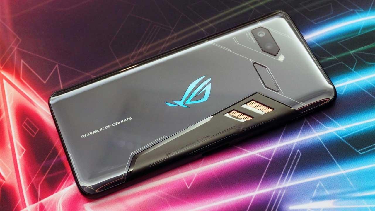Asus Rog Phone 5 Dünya'da Bir İlk Olacak Özelliği İle Geliyor