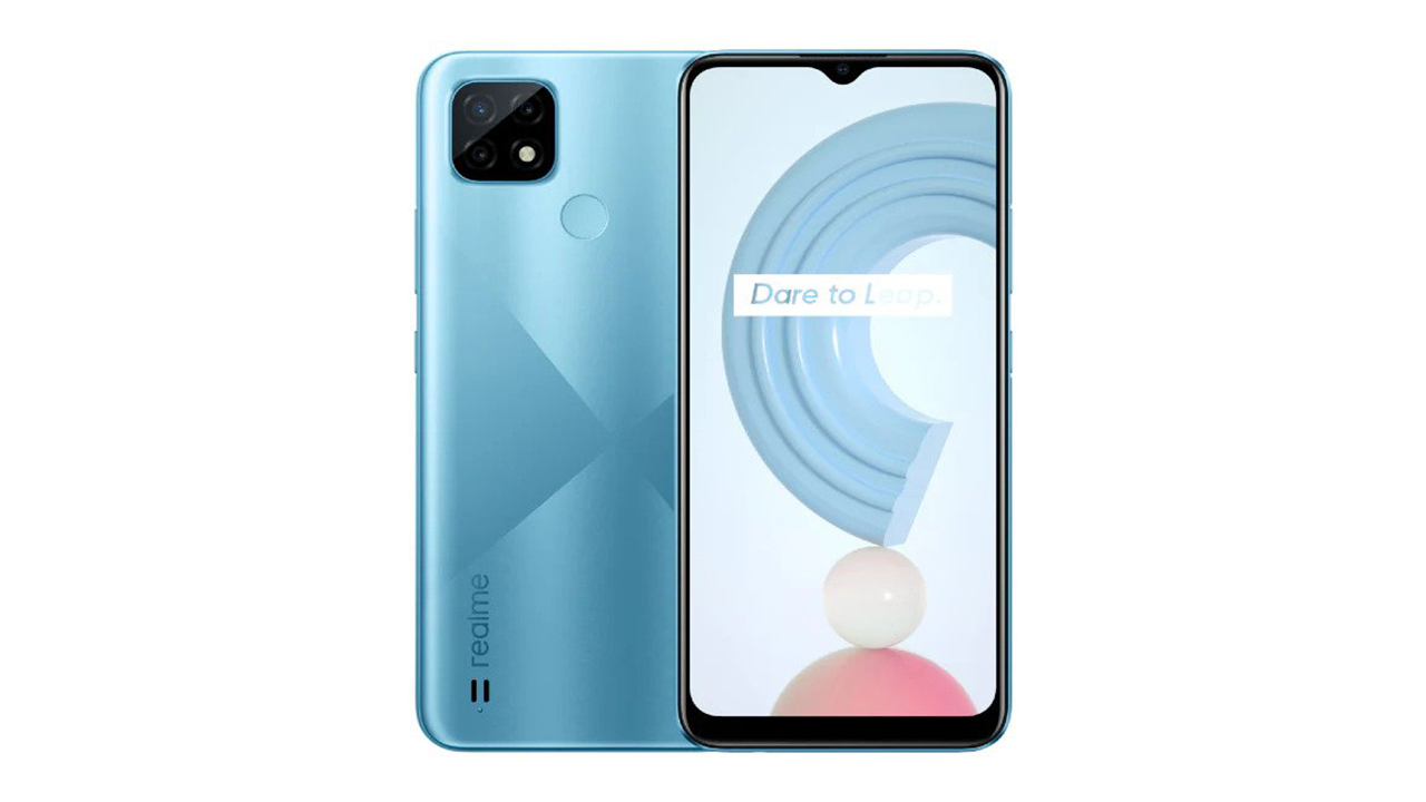 Beklenen Bütçe Dostu Akıllı Telefon Realme C21 Duyuruldu