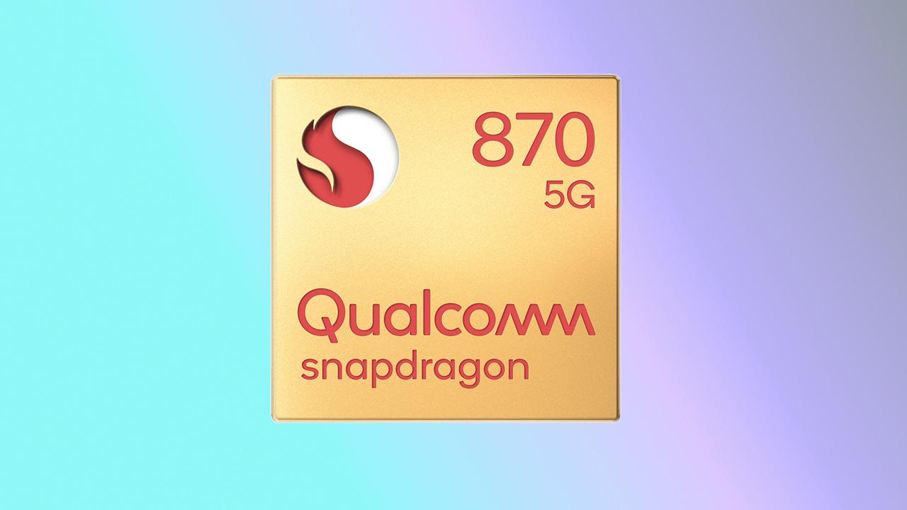 Snapdragon 870 5G İşlemcisini Qualcomm Tanıttı