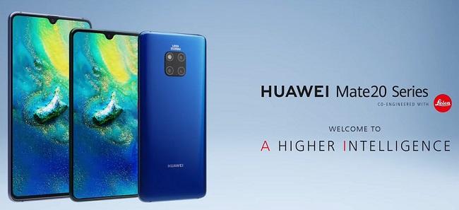 Huawei Mate 20 Serisine Güncelleme Konusunda Müşterileri Mutlu Etmedi