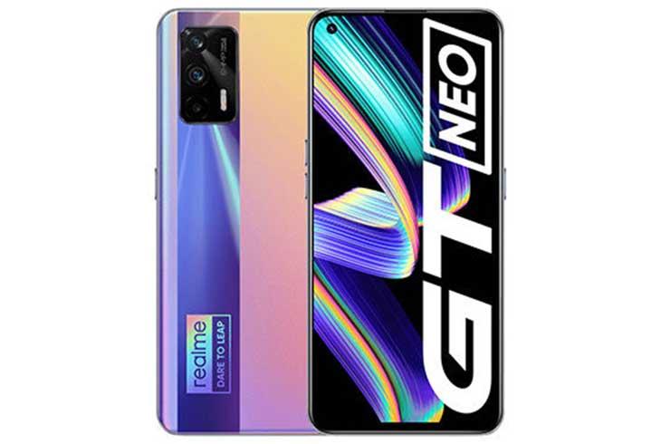 Realme Yeni Akıllı Telefonu GT Neo Modelini Duyurdu
