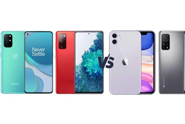 2021'in En İyi Akıllı Telefonları Consumer Reports Tarafından Açıklandı