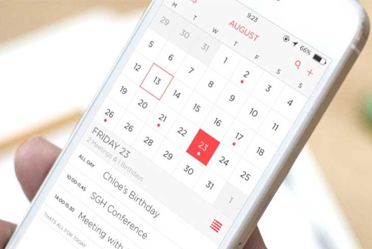 iPhone'da Doğum Günleri Hatırlatıcı Nasıl Kullanılır?