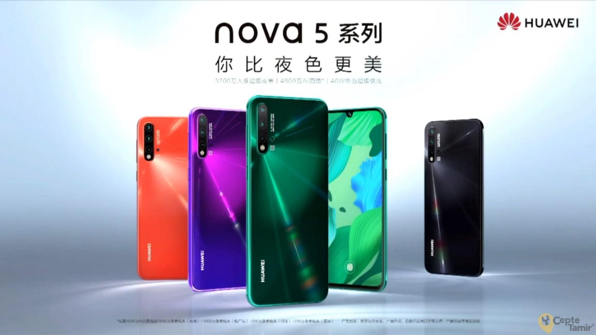 Huawei Nova 5İ Özellikleri ve Fiyatı