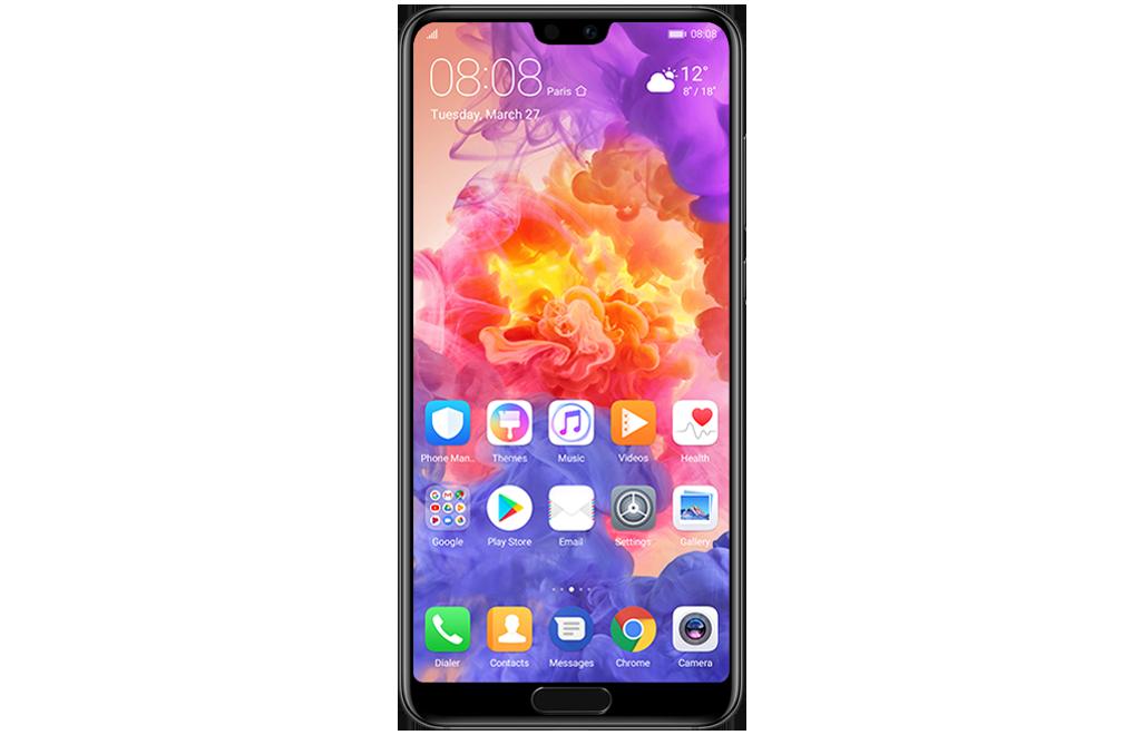 Huawei P20 modelini tanıttı