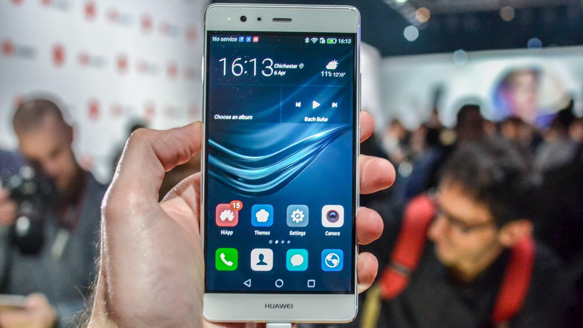 Huawei P9 Ekran Fiyatı ve Değişim Süreci
