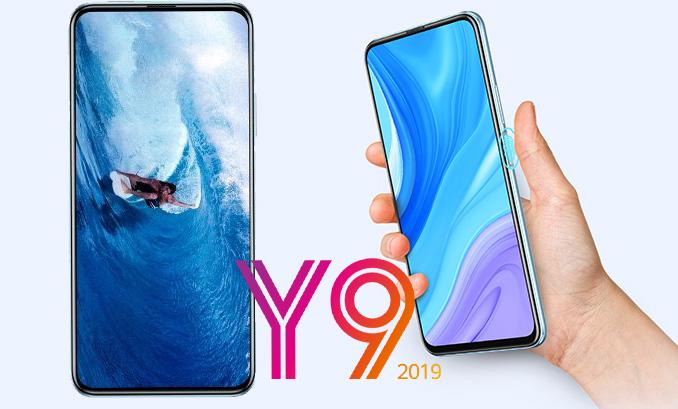 Huawei Y9s Fiyat ve Özellikleri