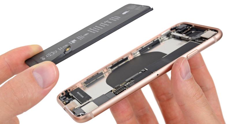 iPhone 8 Batarya Fiyatı ve Değişim Süreci