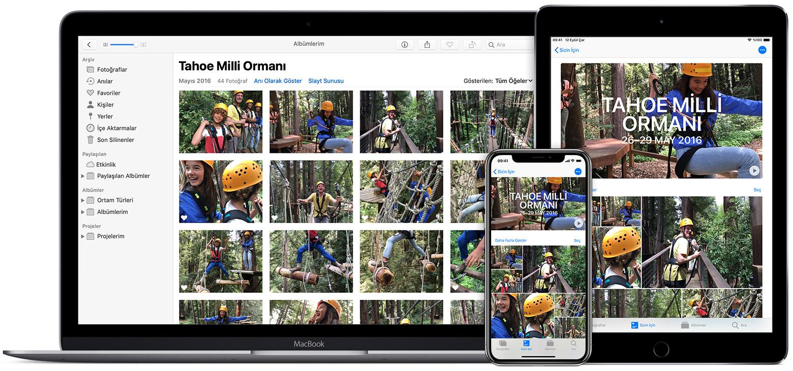 iPhone Cihazınızdan Silinen Fotoğrafları Kurtarma