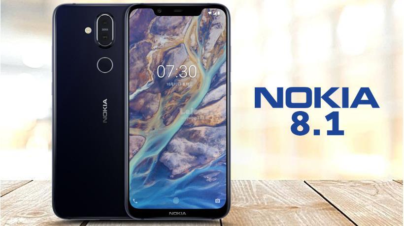 Nokia 8.1 Özellikler ve Fiyat