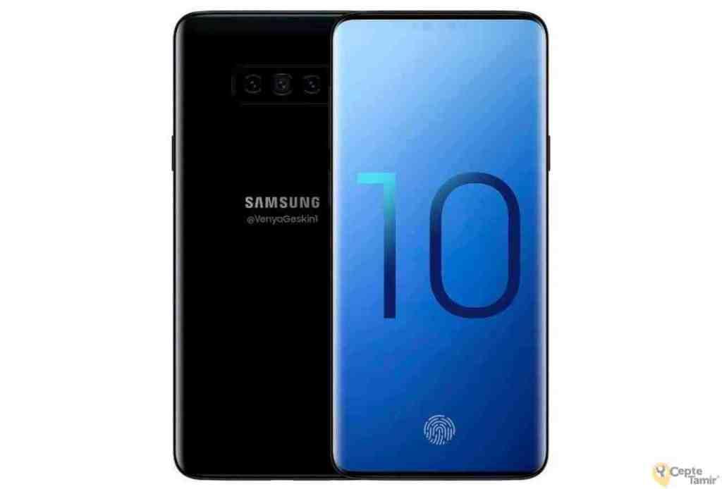 Samsung Galaxy S10 ve Özellikleri Sızdırıldı