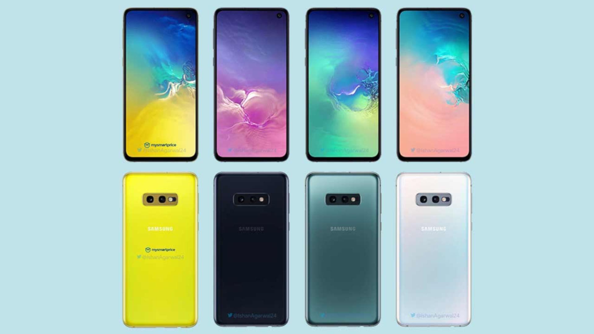 Samsung Galaxy S10E Özellikleri ve Fiyatı