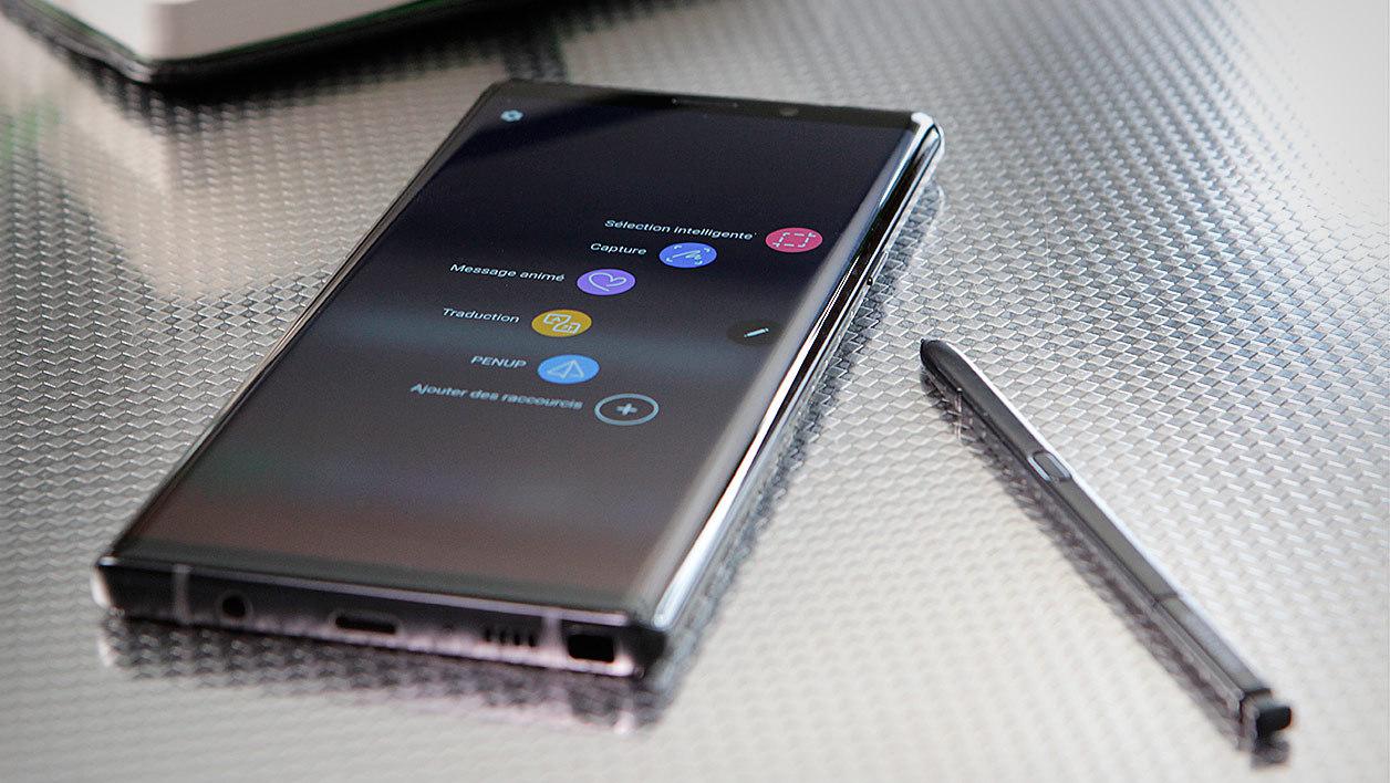 Samsung Note 9 Ekran Fiyatı ve Değişim Süreci