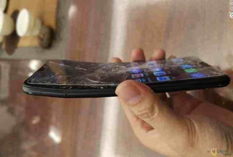 Telefon Düşmesi Rekoru Huawei P20 İle Kırıldı 21 Kat!