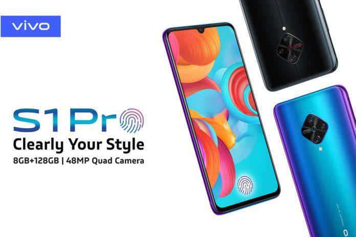 Vivo S1 Pro Modelinin Özellikleri Ortaya Çıktı