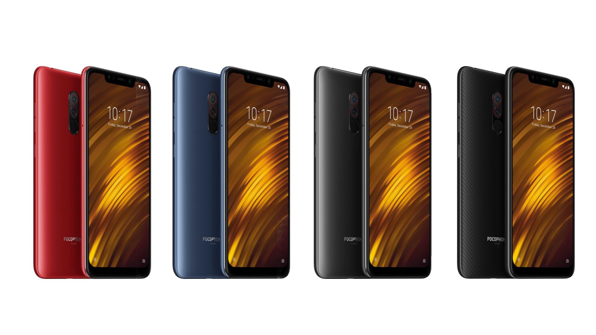 Xiaomi Pocophone F1 Özellikler ve Fiyat