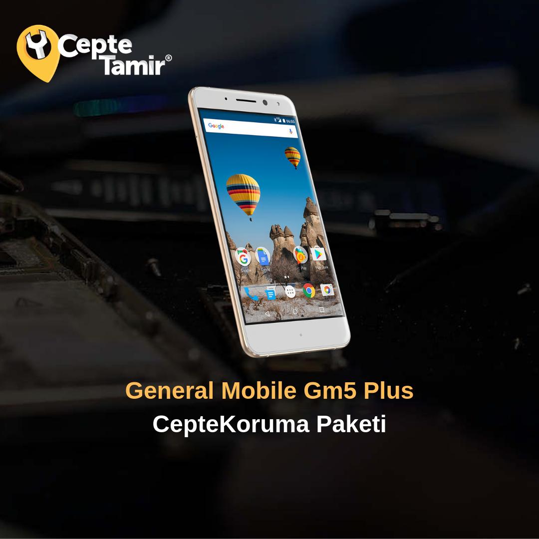 General Mobile General Mobile GM5 Plus