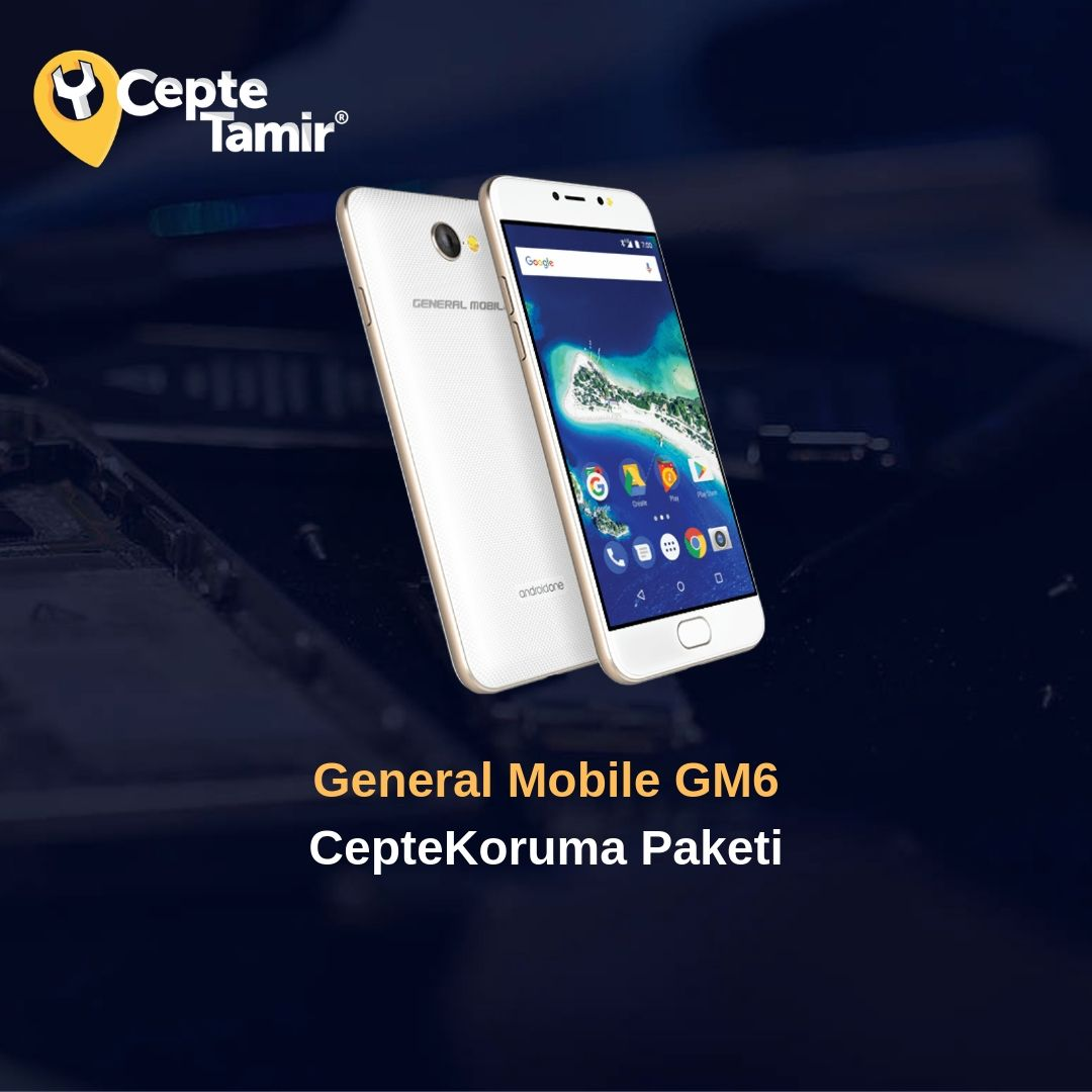 General Mobile General Mobile GM6 Dual Sim
