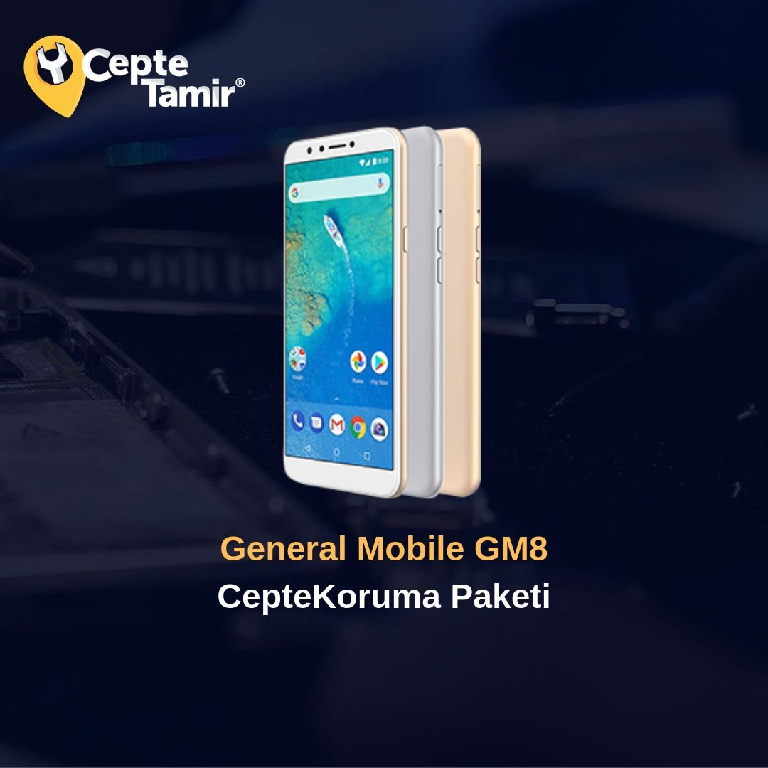 General Mobile General Mobile GM8