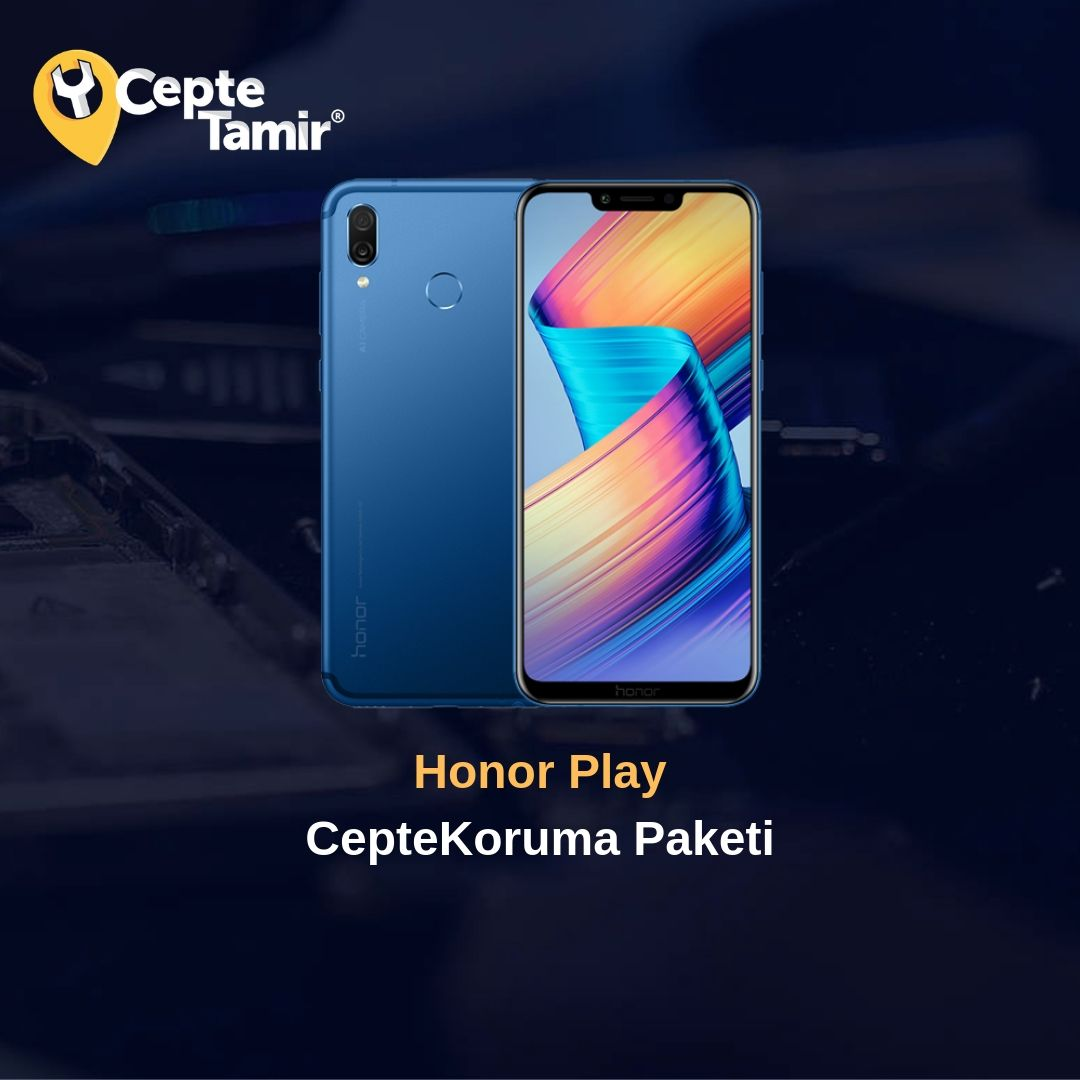 Honor Play CepteKoruma Paketi