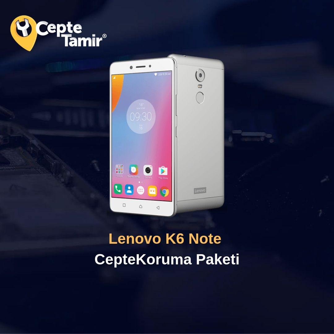 Lenovo Lenovo K6 Note