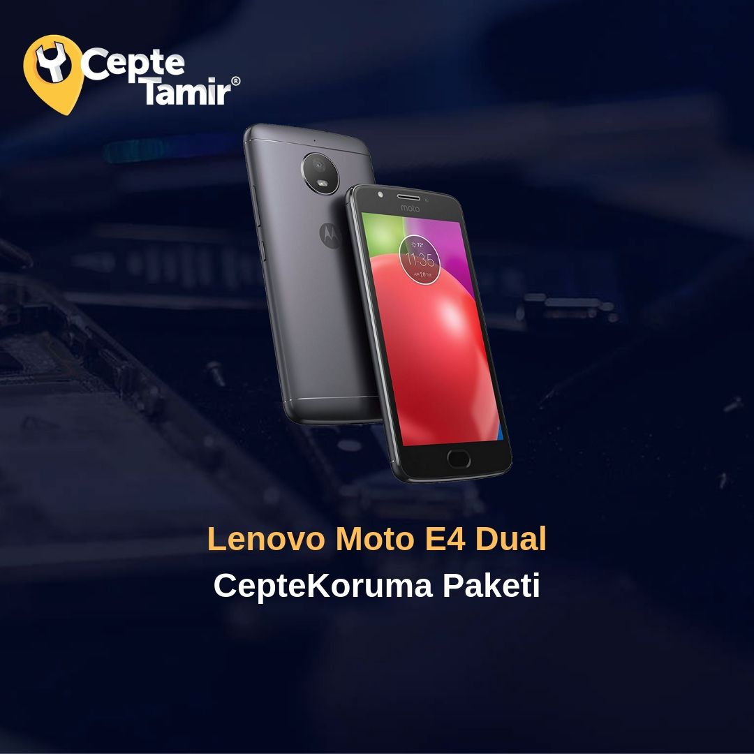 Lenovo Lenovo Moto E4 Dual Sim