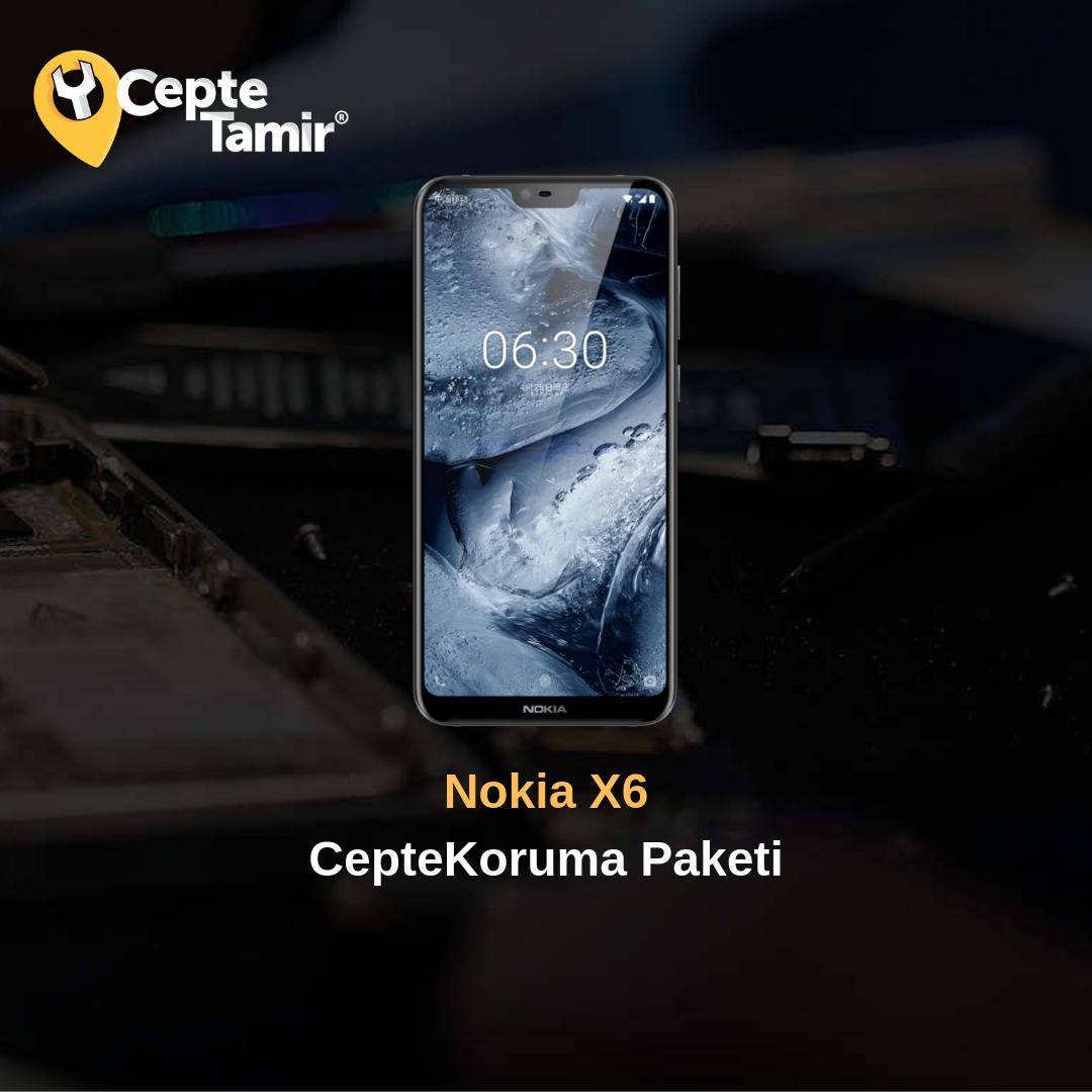 Nokia Nokia X6