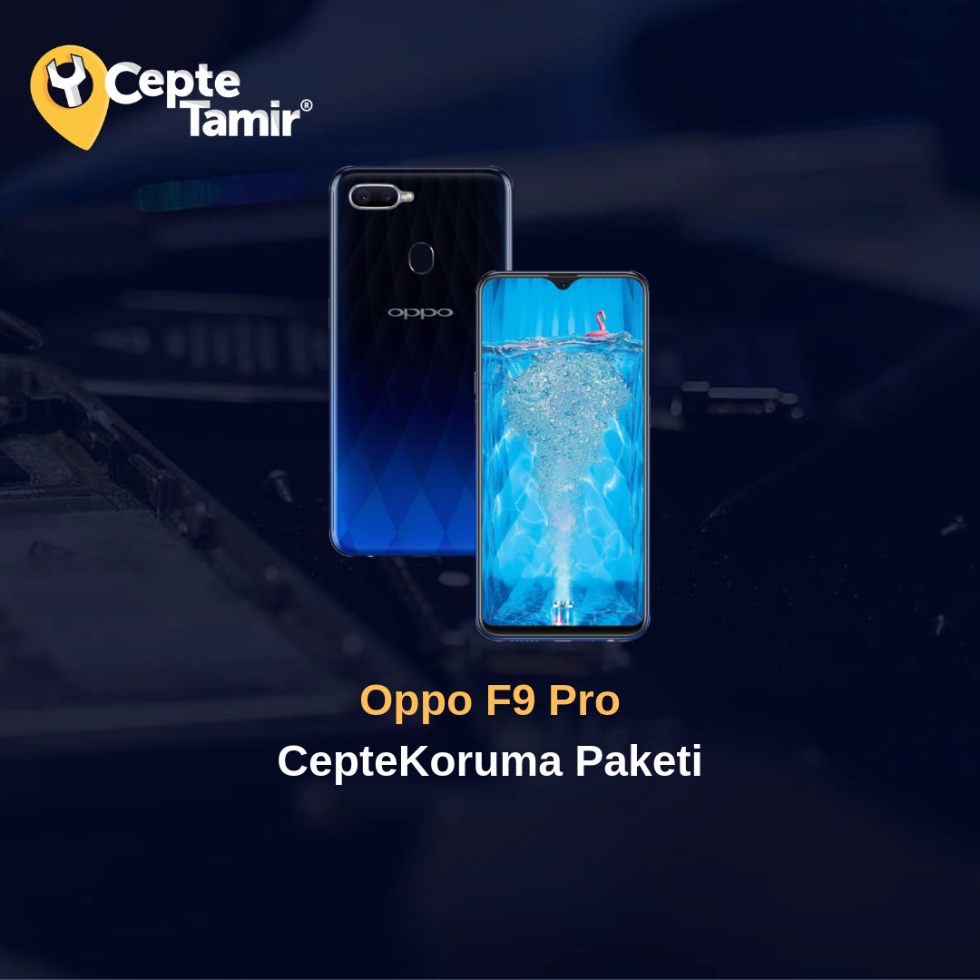 Oppo Oppo F9 Pro