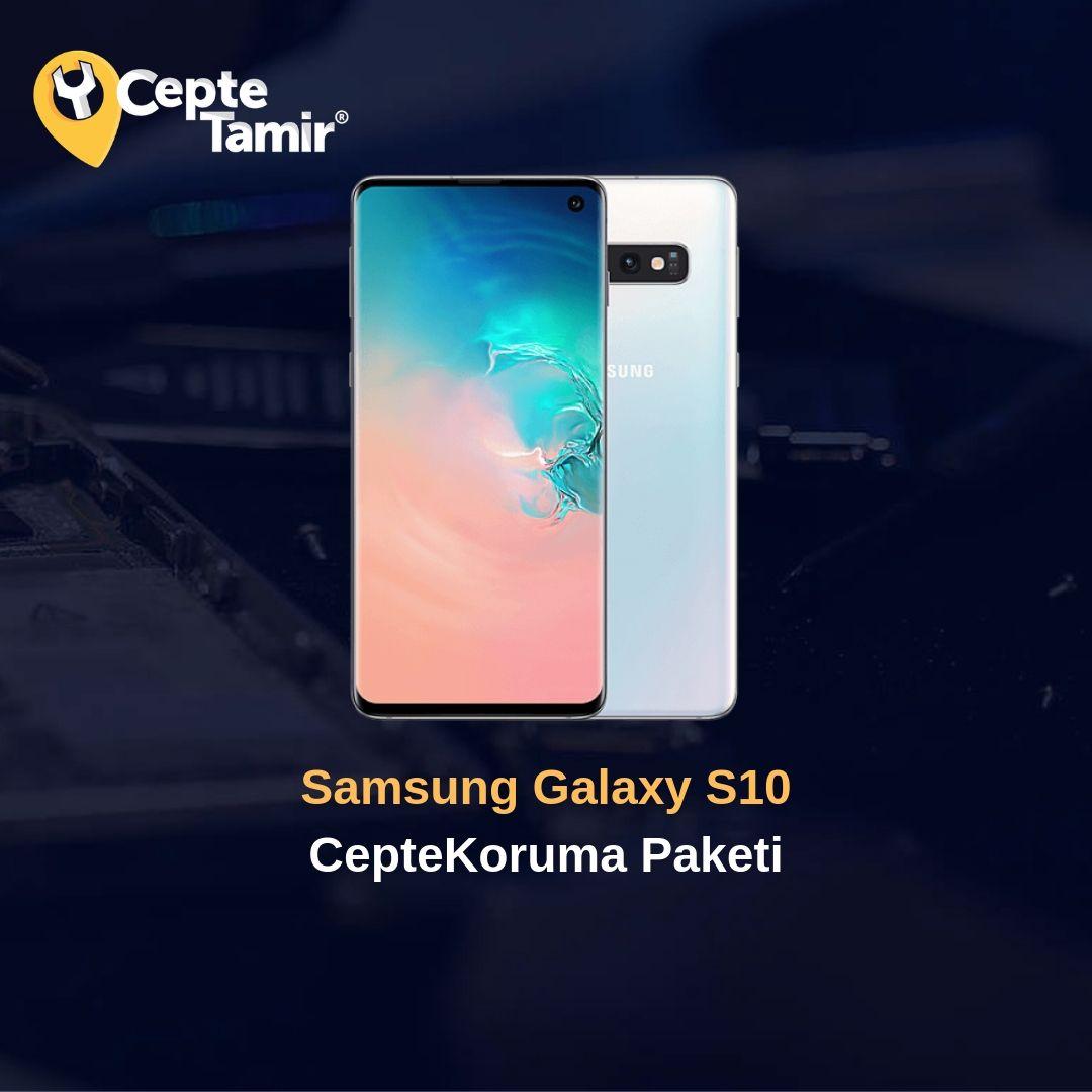 Samsung S10 CepteKoruma Paketi