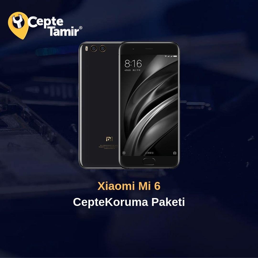 Xiaomi Mi 6 CepteKoruma Paketi