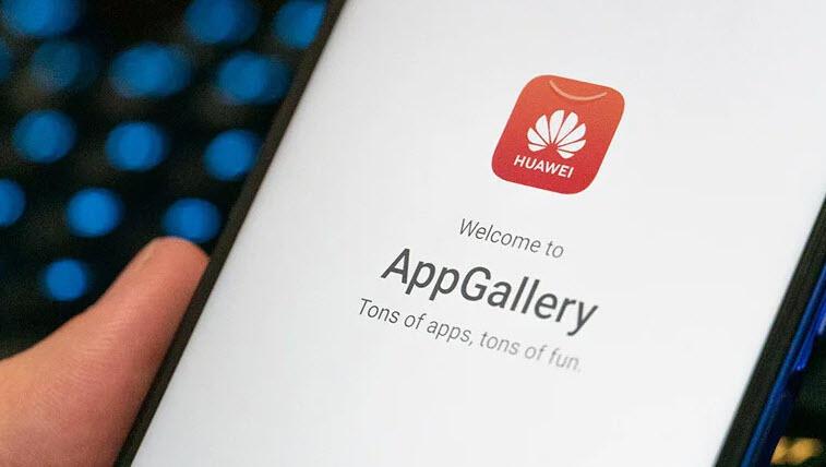AppGallery Uygulamaları Belli Olmaya Başladı