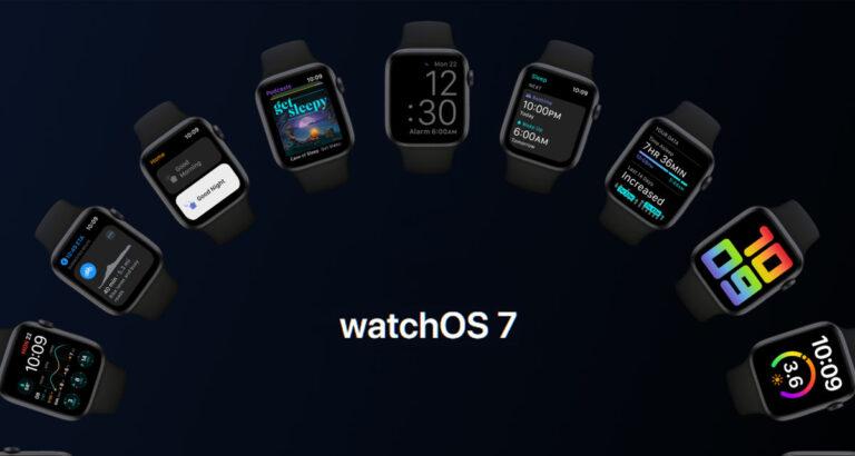 Apple Watch Yeteneklerine Yetenek Kattı! watchOS 7 ile Gelen Yenilikler