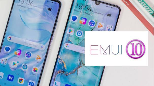 EMUI 10 Güncellemesi Alacak Telefonlar Belli Oldu