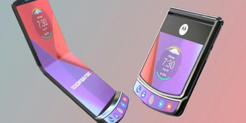 Motorola Razr Modeli Zor Tamir Edilebilir