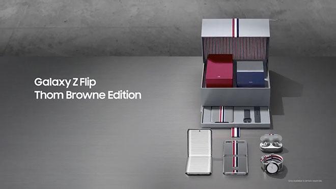 Samsung, Flip Z'nin Özel Sürümü İçin Anlaşma Yaptı