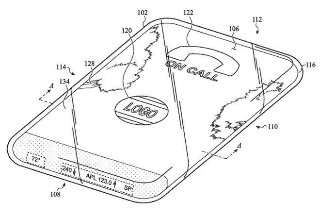 Tamamı Ekrandan Oluşan iPhone Mu Geliyor?